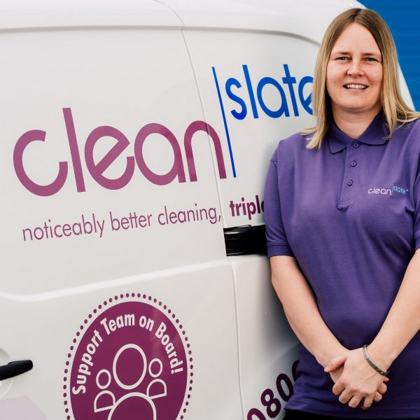 Joanna Fay Assistant Contracts Manager Clean Slate